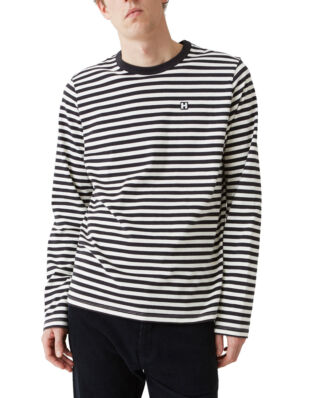 Hope Final LS Tee Black Stripe