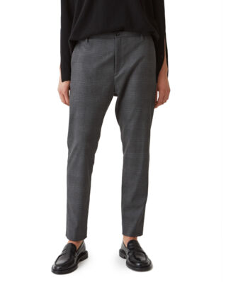 Hope Krissy Trousers Concrete Check