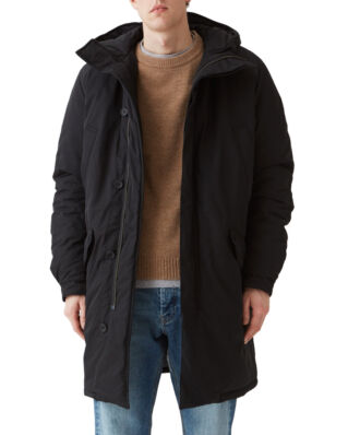 Hope Man Parka Black