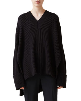 Hope Moon Sweater Black