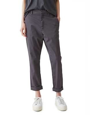 Hope News Trousers Dk Grey
