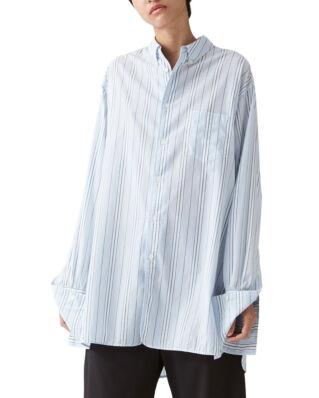 Hope Vibe Shirt Blue Stripe