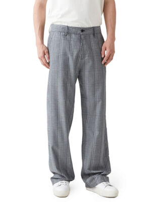 Hope Wind Trouser Grey Check