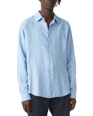 Hope Air Clean Shirt Shirt Blue