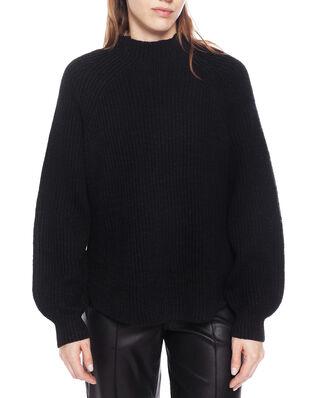 Hope Blank Sweater Black