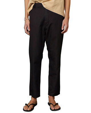 Hope Edwin Edit Trouser Washed Black