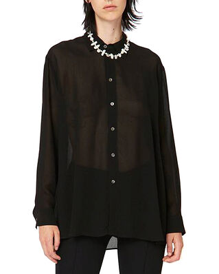 Hope Elma Clean  Shirt Black