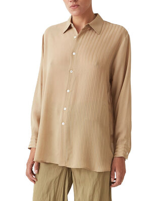 Hope Elma Shirt Beige