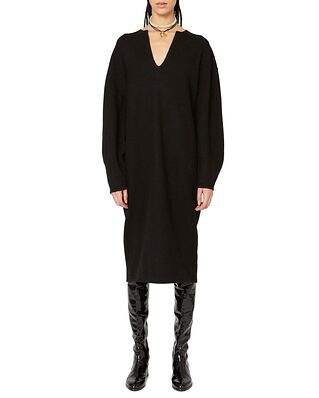Hope Expand Dress Black