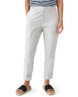 Hope Law Trousers Off White Stripe
