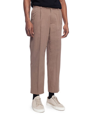 Hope Take Trousers Khaki Brown
