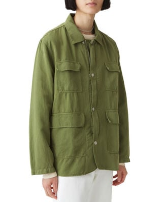 Hope Tract Jacket Khaki Green