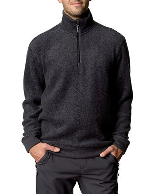 Houdini M's Alto Half Zip True Black
