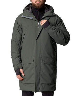 Houdini M's Fall in Parka Baremark Green