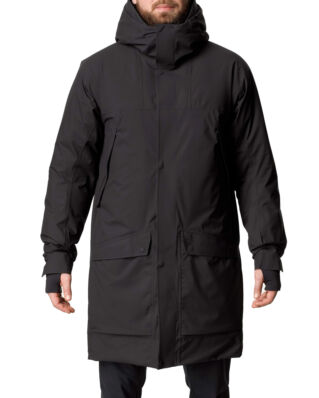 Houdini M's Fall in Parka True Black