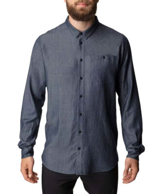 Houdini M's Out And About Shirt Blue Illusion