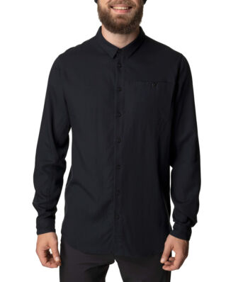 Houdini M's Out And About Shirt True Black