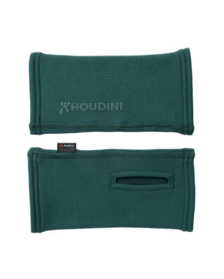 Houdini Power Wrist Gaiters Gimmie Green-Import FW19
