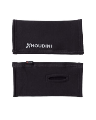 Houdini Power Wrist Gaiters True Black-Import FW19
