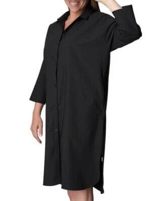 Houdini W's Route Shirt Dress True Black