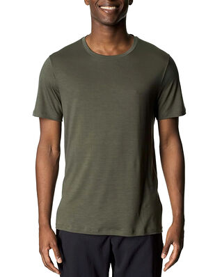 Houdini M's Tree Tee Willow Green