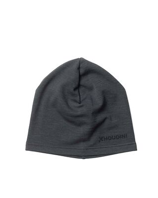Houdini Outright Hat Rock Black