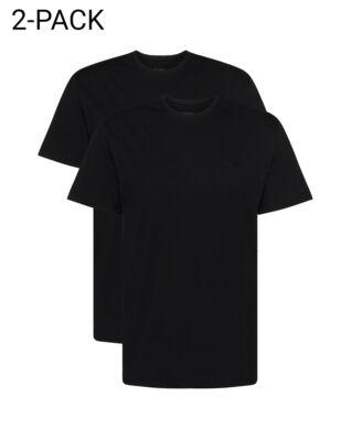 Hugo Boss  2-Pack T-Shirt RN Black