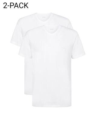 Hugo Boss  2-Pack V-neck T-shirt Relaxed Fit White