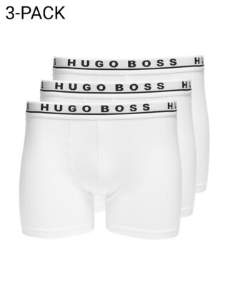BOSS Boxer brief white 3-Pack