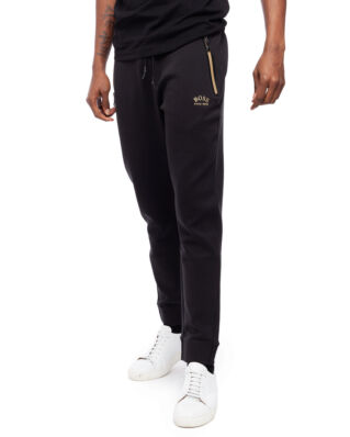 Hugo Boss  Halboa 50413136 01 006 Black/Gold Jogging pants