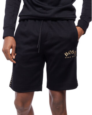 Hugo Boss  Headlo Win 50418947 01 006 Black/Gold Shorts