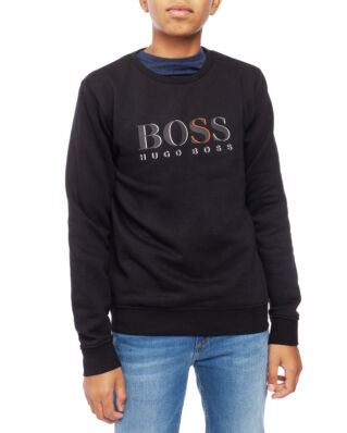 Hugo Boss  Junior Sweatshirt J25E17 Black