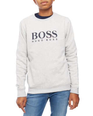 Hugo Boss Junior Sweatshirt J25E17 Light Grey