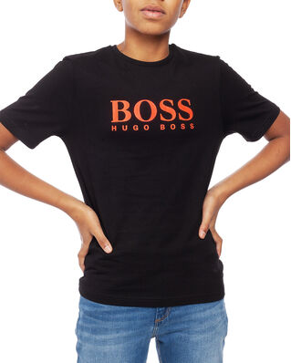 Hugo Boss  Junior T-shirt J25E41 Black