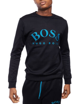 Hugo Boss  Salbo 50410278 01 002 Black/Blue Sweatshirt