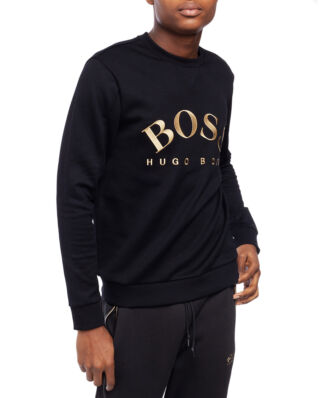 Hugo Boss  Salbo 50410278 01 006 Black/Gold Sweatshirt