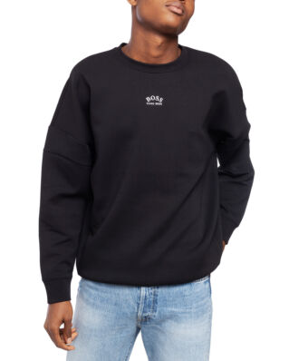 BOSS Salboa 50413129 01 001 Black/White Sweatshirt