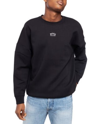 Hugo Boss  Salboa 50413129 01 001 Black/White Sweatshirt