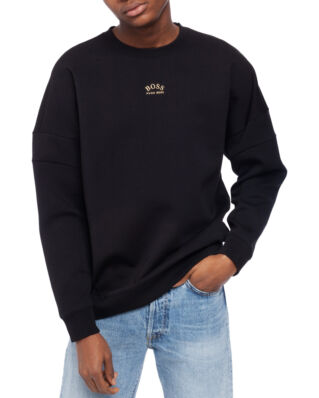 BOSS Salboa 50413129 01 006 Black/Gold Sweatshirt