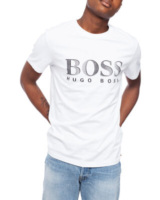BOSS T-shirt RN UV-protection 50407774 01 107 Natural
