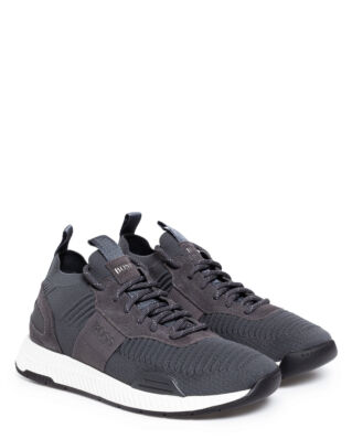 Hugo Boss  Titanium_Runn_knst 10220052 01 Dark Grey