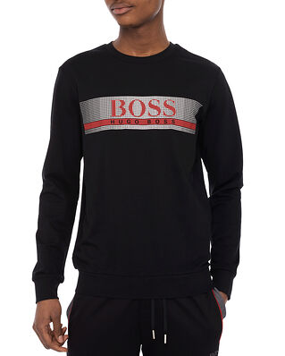 Hugo Boss  Authentic Sweatshirt Black
