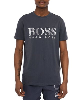 Hugo Boss  T-shirt RN UV-Protection Dark Grey