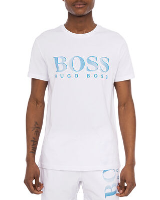 Hugo Boss  T-shirt RN  UV- protection Natural