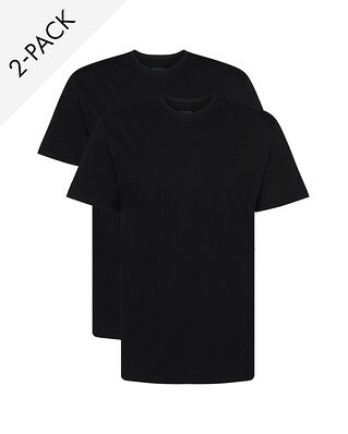 Hugo Boss  2-Pack T-Shirt RN Black
