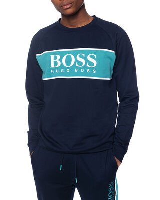 Hugo Boss  Authentic Sweatshirt 10208539 04 Dark Blue