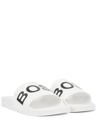 Hugo Boss  Bay_Slid_rblg 10224455 01 White