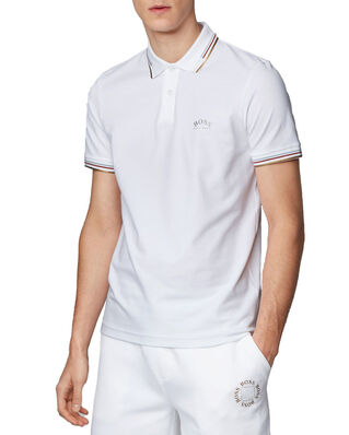 Hugo Boss  Paul Curved 10196402 01 Open White