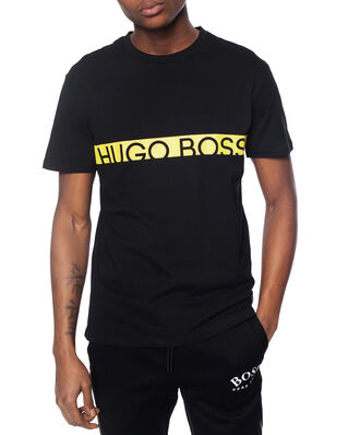 Hugo Boss  T-Shirt RN 10217081 01 Black