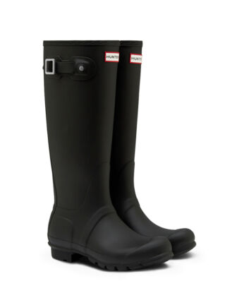 Hunter Womens Original Tall Black